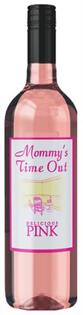 Mommy's Time Out Delicious Pink 750ml - Case of 12